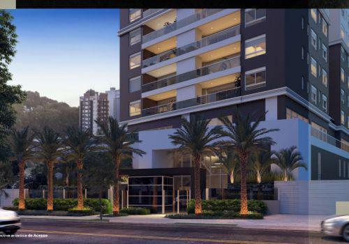 Apartamento alto padrão centro de joinville