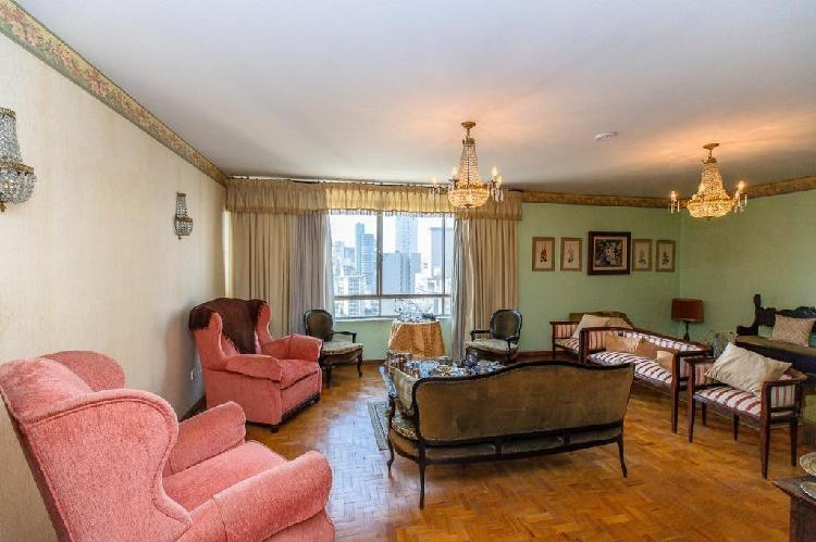 Apartamento à venda no consolação - são paulo, sp.