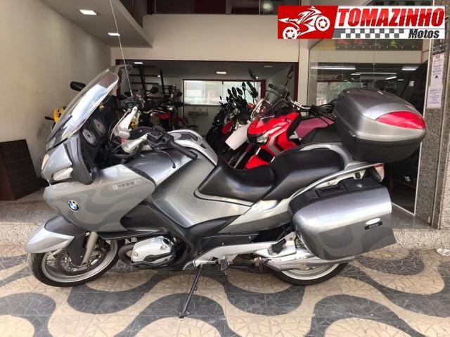 Bmw r1200 rt cinza 2005 moto em ótimo estado e revisada,