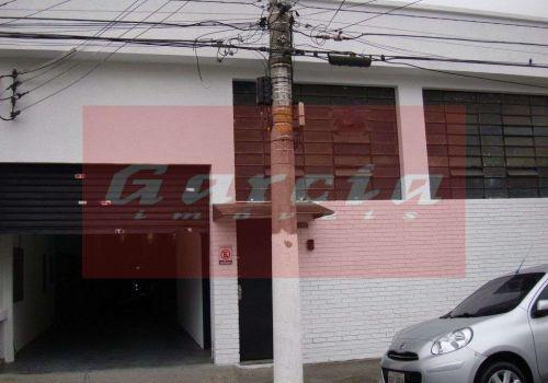 Barracão / galpão / depósito na rua engenheiro mesquita