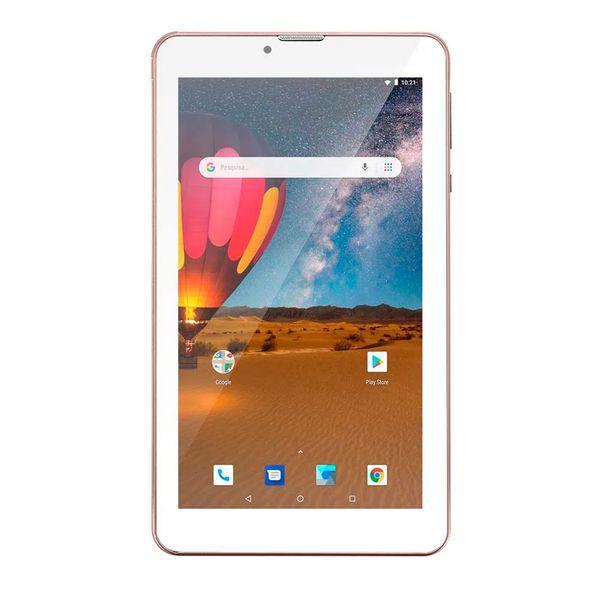 Tablet multilaser m7 3g nb362 - tela 7', 32gb, wi-fi,