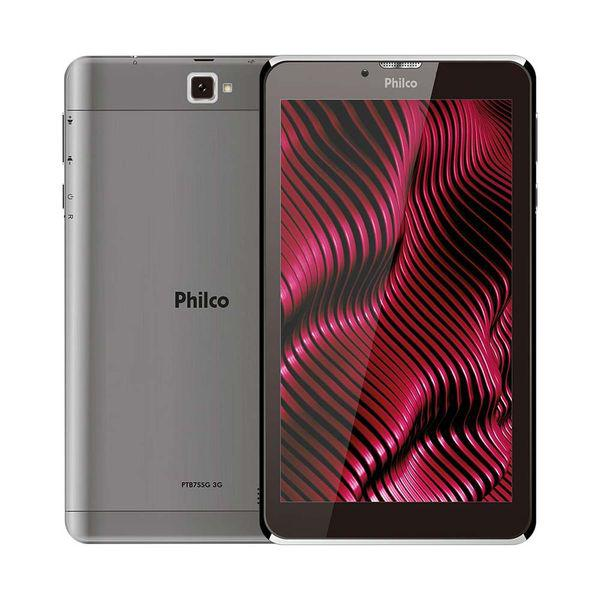 Tablet ptb7ssg 7' android 9.0, 3g, memória interna 16gb,