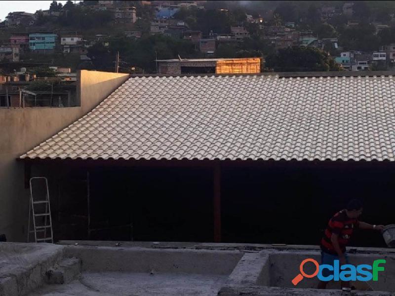Empresa de Telhados Coloniais São Gonçalo 7