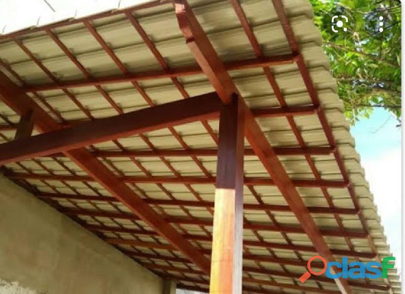 Empresa de Telhados Coloniais São Gonçalo 14