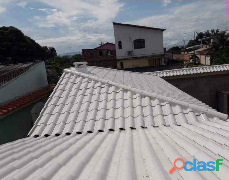 Empresa de Telhados Coloniais São Gonçalo 19