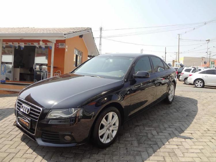 Audi a4 2.0 multitronic preto 2011/2011 - curitiba 1690119