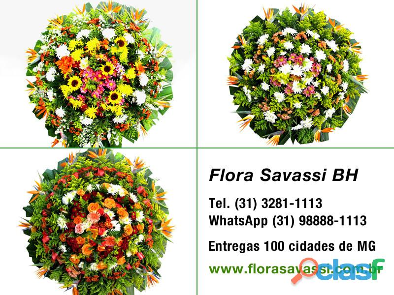 Coroas de flores velório riacho tel (31) 3281 1113 coroas de flores velório e cemitério