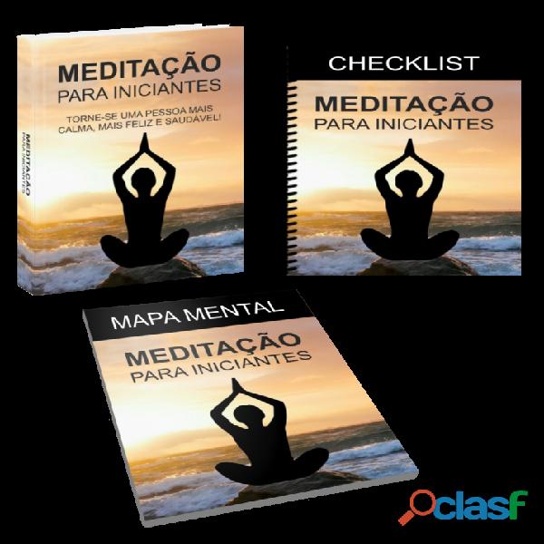 Meditação Para Iniciantes mais 2 Bônus