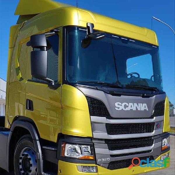 SCANIA P320 BITRUCK 8X2 AUTOMÁTICO COMPLETO 2021/20 4