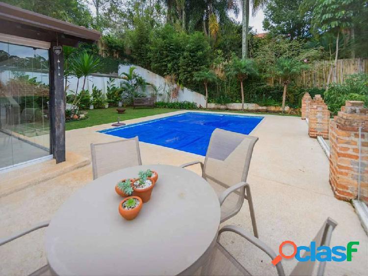 Palos Verdes - Rústica, linda! Térrea, reformada, 3 sts, piscina e gourmet! 2
