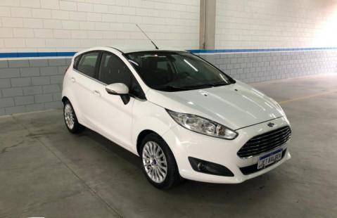 Ford - fiesta hatch - 1.6 titanium hatch 16v 4p powershift