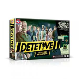 Marketplace] jogo de tabuleiro detetive com aplicativo