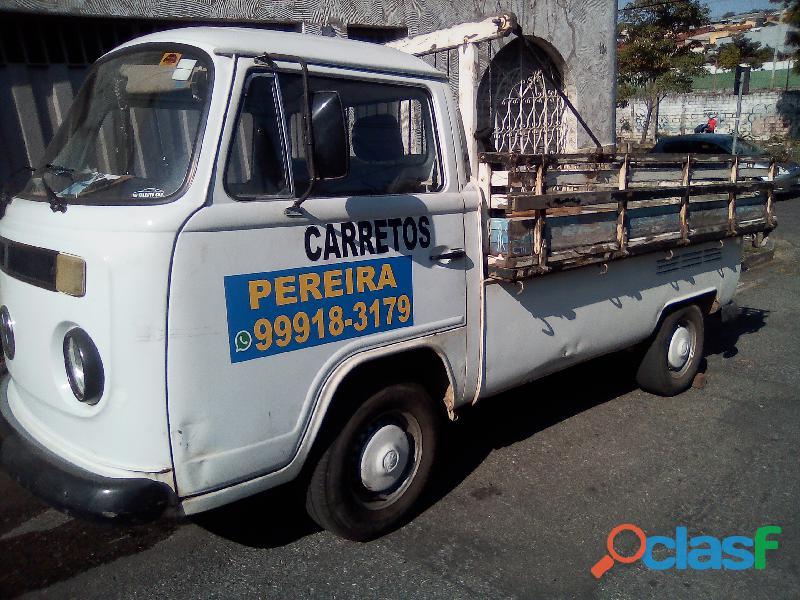 Carreto, frete, transporte