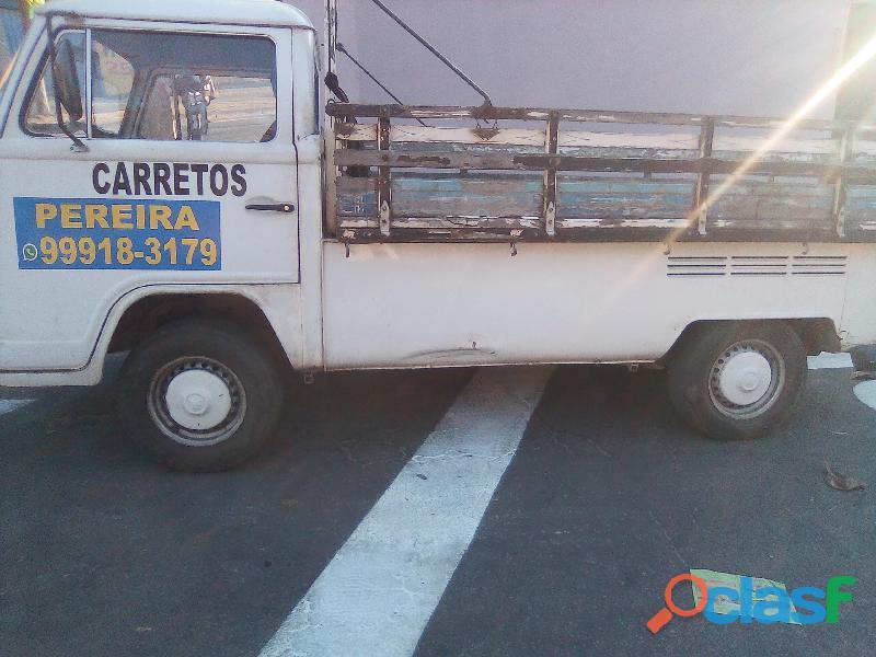 Carreto, frete, transporte 2