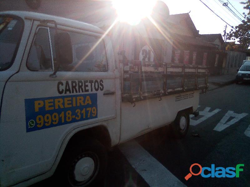 Carreto, frete, transporte 3
