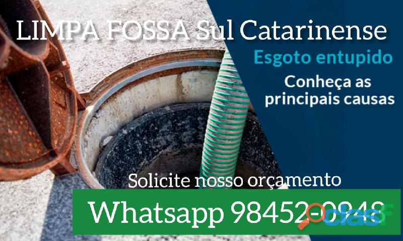 Desentupidora Sul Catarinense 98452 0948