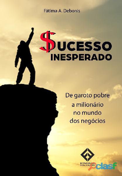 """Livro / Ebook """"Sucesso Inesperado"""""""