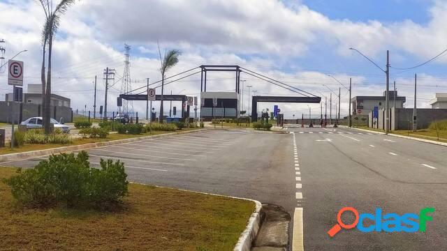 Terreno de 286,68 m2 no condomínio fechado reserva rudá por r$ 287.000,0