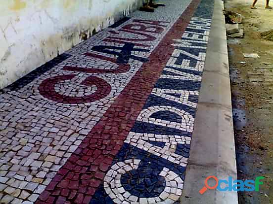 Assentamento de Pedra Portuguesa 2