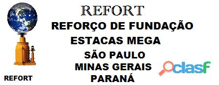 REFORÇO DE FUNDAÇÃO MATÃO SP 1