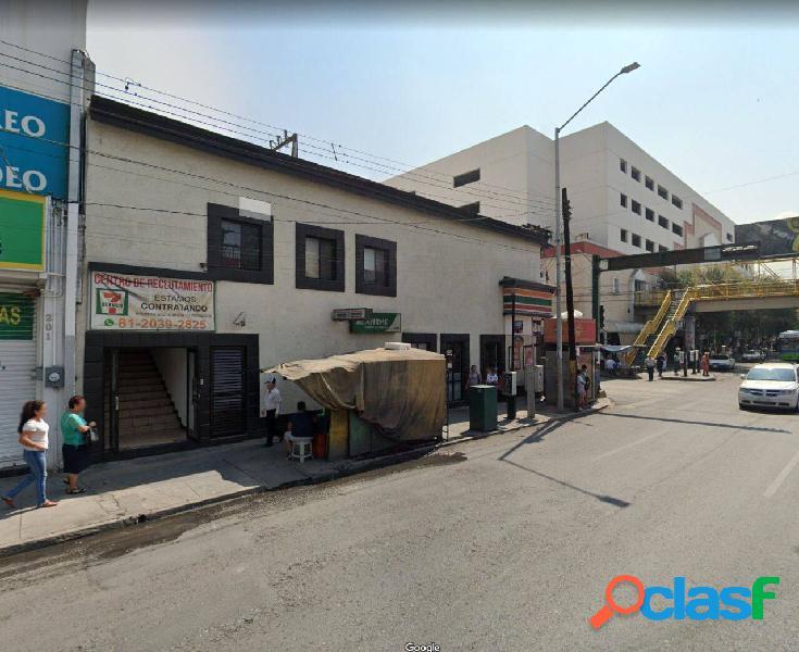 Local comercial en renta en ave. juarez
