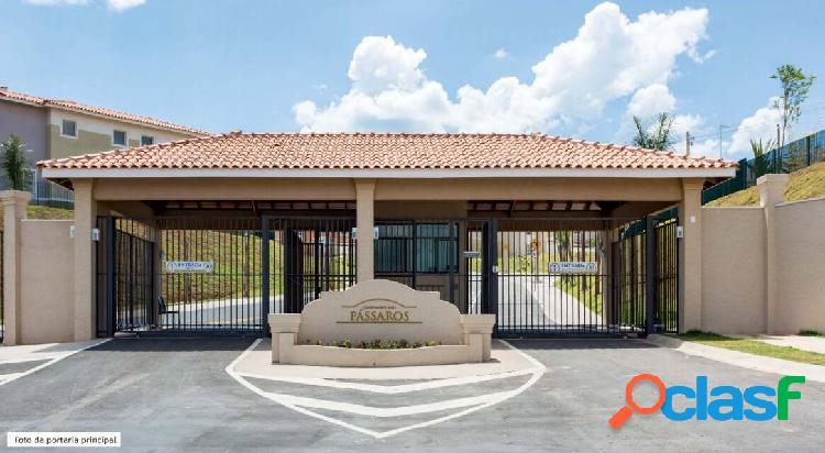 Apartamentos de 2 dorms 58m2 Vila Parque Condomínio dos Pássaros