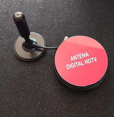 Antena digital hd tv int e ext 5m 4db cl-3003 hxj