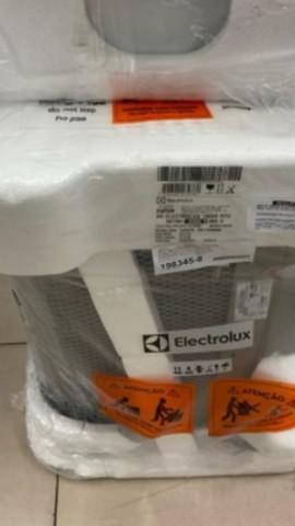 Ar condicionado split electrolux na caixa 18 mil bts