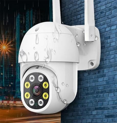 Câmera segurança externa full hd icsee ou yoosee wifi