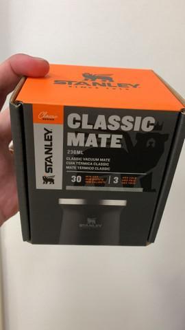 Cuia térmica matte black | 236ml | na caixa com nota fiscal
