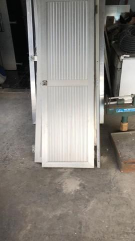 Porta de alumínio barato