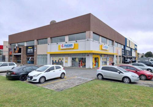 Sala comercial na rua joão bettega, 6100, cidade