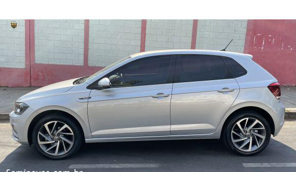 Volkswagen polo hatch 1.0 highline 200 tsi 1.0 flex aut