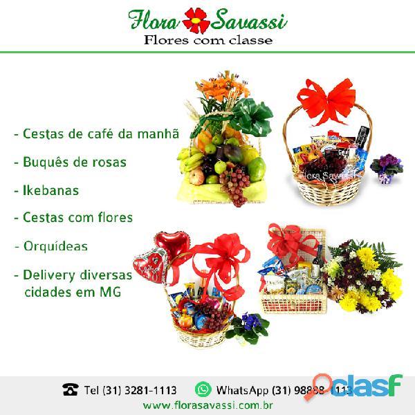 Nova lima flores cesta de café e em alphaville residencial inconfidentes, residencial das flores