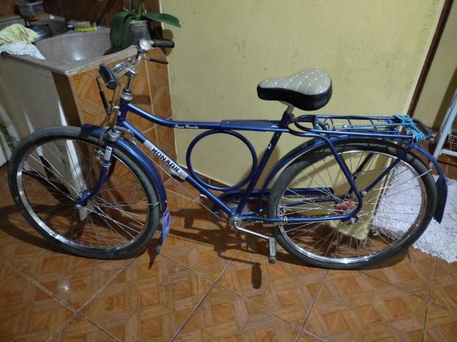 Bicicleta monark 1986 raridade!!!