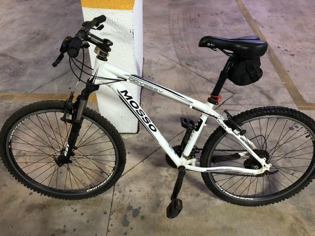 Bicicleta mosso aro 26 semi-nova