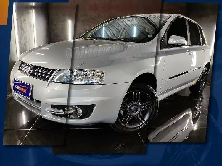 Fiat stilo 1.8 8v cinza 2008/2009 - curitiba 1701993