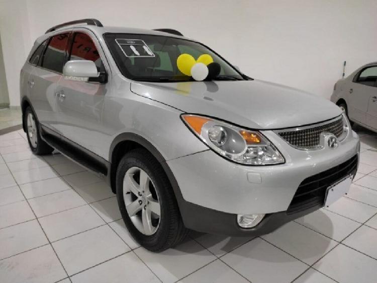 Hyundai vera cruz 3.8 gls 4wd v6 prata 2010/2011 - são