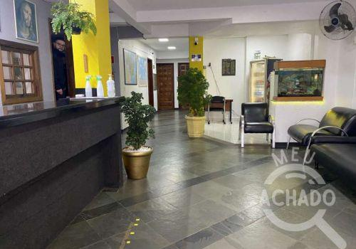 Quarto de hotel para locação em foz do iguaçu, centro, 1