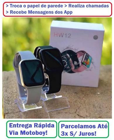 Relógio moderno iwo 13 /hw12- frete grátis!