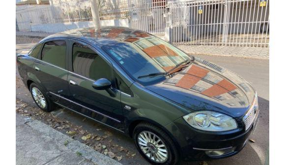 Fiat linea 1.8 absolute 1.9/1.8 flex dualogic 4p 11/11 cinza