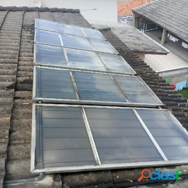 Assistência técnica de aquecimento solar