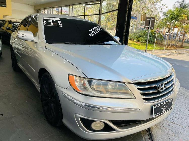 Hyundai azera 3.3 gls v6 preto 2009/2010 - campinas 1707145