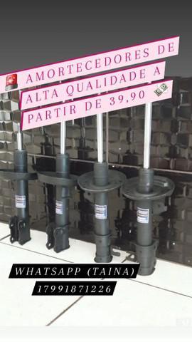 Amortecedores novos a partir de r$39,90