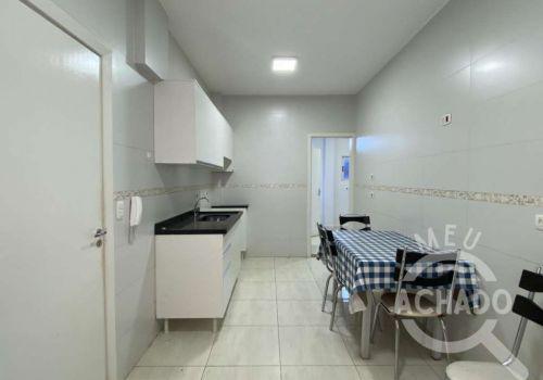 Apartamento para locação no edifício londrina em foz do