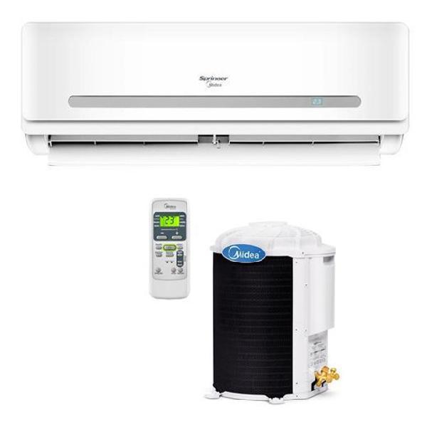Ar condicionado springer midea 30.000 btus
