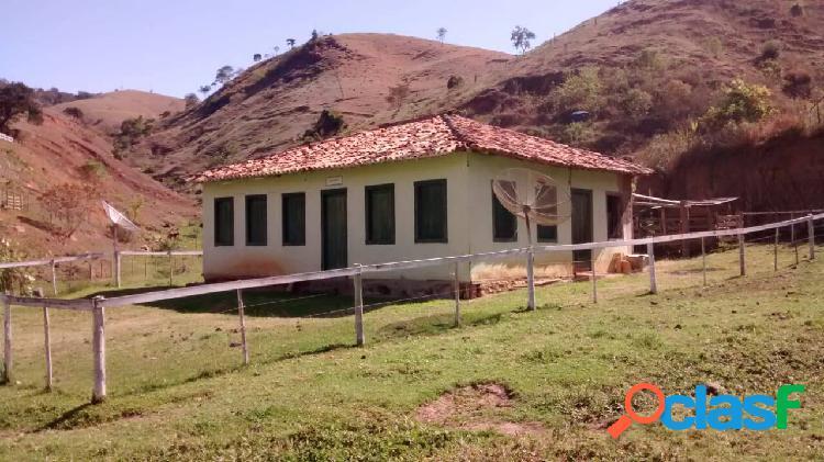 Sítio com casa histórica a venda em são luiz do paraitinga