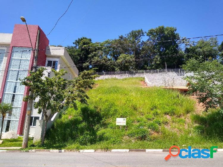 Terreno 517 m2 - condomínio reserva vale verde - cotia/sp