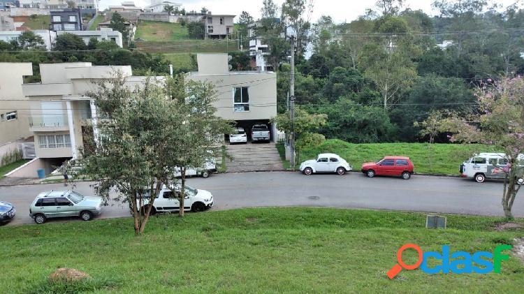 Terreno de 709 m2 - cond reserva vale verde - cotia / sp