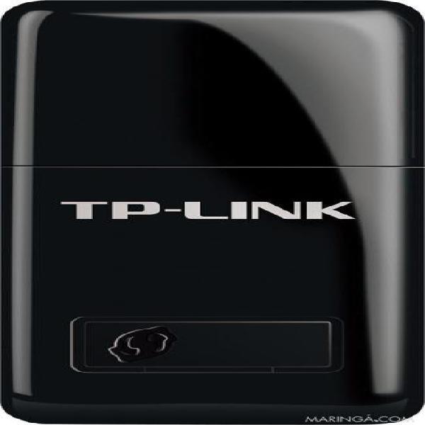 Mini adaptador usb wireless n 300mbps tl-wn823n n ieee 802